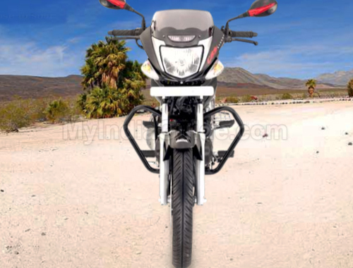 Hero Honda CBZ Xtreme Kick Start Front View Picture