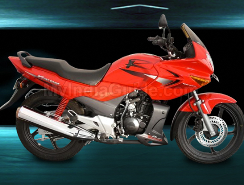 Hero Honda Karizma R Right View