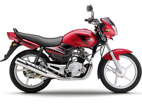 Yamaha ALBA Alloy Different Colour View 1