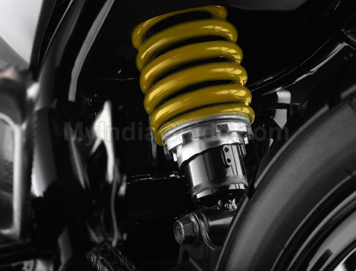 Yamaha FZ16 Shocker View