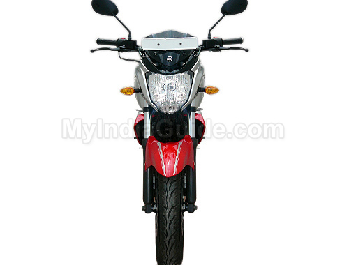 Yamaha FZS Front View Picture