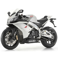 Aprilia Rsv4 Front Cross Side View