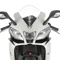 Aprilia Rsv4 Head Light View