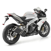 Aprilia Rsv4 Rear Cross Side View