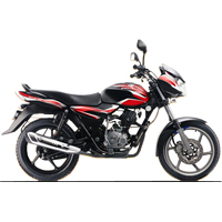 Bajaj Discover 150 Different Colour View 2
