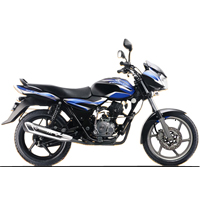 Bajaj Discover 150 Different Colour View 3