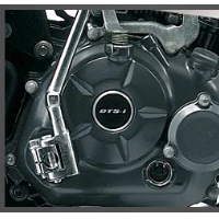 Bajaj Discover 150 engine view Picture