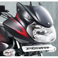 Bajaj Discover 150 Head Light View