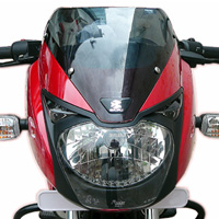 Bajaj New Pulsar 150cc DTSi Head Light View