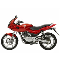 Bajaj New Pulsar 150cc DTSi Left View