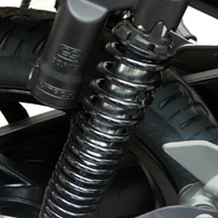 Bajaj New Pulsar 150cc DTSi Shocker View