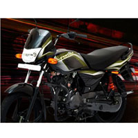 Bajaj Platina 125 Different Color View 1