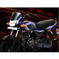 Bajaj Platina 125 Different Color View 2
