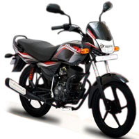 Bajaj Platina 125 Right View