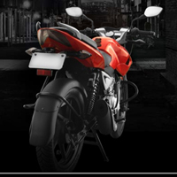 Bajaj Pulsar 135 Back View