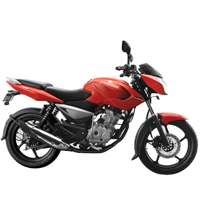 Bajaj Pulsar 135 Different Colour View 2