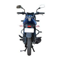 Bajaj XCD Exceed 125cc DTSSi Back View