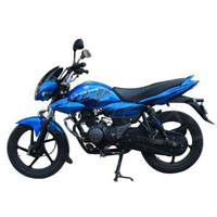 Bajaj XCD Exceed 125cc DTSSi Right view Picture