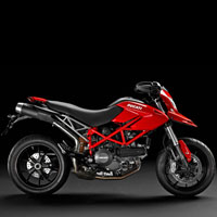 Ducati Hypermotard 1100 Different Color View 1