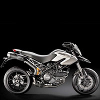 Ducati Hypermotard 1100 Different Color View 2
