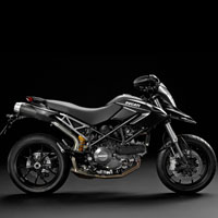 Ducati Hypermotard 1100 Different Color View 3