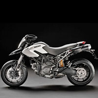 Ducati Hypermotard 1100 Left View