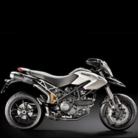Ducati Hypermotard 1100 Right View