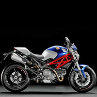 Ducati Monster 1100S Different Colour View 10