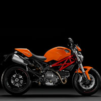 Ducati Monster 1100S Different Colour View 13