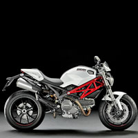 Ducati Monster 1100S Right View