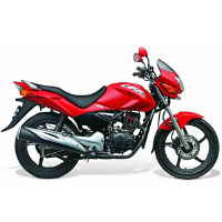 Hero Honda CBZ Xtreme Kick Start Right View