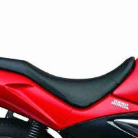 Hero Honda CBZ Xtreme Self Start Seet View