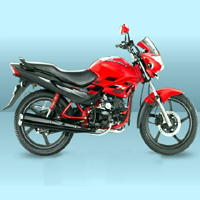 Hero Honda Glamour FI Different Colour View 1