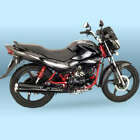 Hero Honda Glamour FI Right view Picture