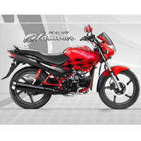 Hero Honda Glamour Different Colour View 1