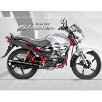 Hero Honda Glamour Different Colour View 2