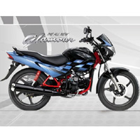 Hero Honda Glamour Different Colour View 3