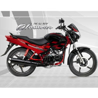 Hero Honda Glamour Different Colour View 4