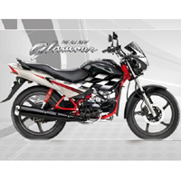 Hero Honda Glamour Different Colour View 5