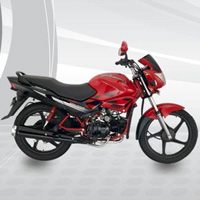 Hero Honda Glamour Right View