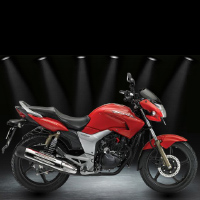 Hero Honda Hunk Different Colour View 5