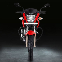 Hero Honda Hunk Front View