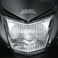 Hero Honda Hunk Head Light View