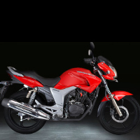 Hero Honda Hunk Right view Picture