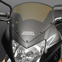 Hero Honda Karizma R Head Light View