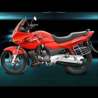 Hero Honda Karizma R Left View