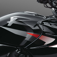 Hero Honda Karizma R Oil Tank View