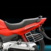 Hero Honda Karizma R Seet View
