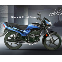 Hero Honda Passion Plus Different Colour View 1