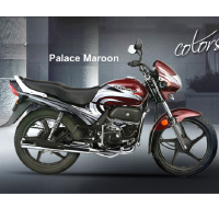 Hero Honda Passion Plus Different Colour View 2